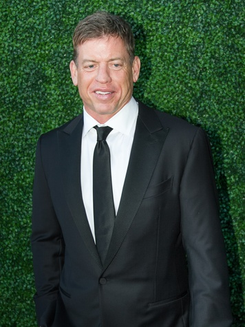 Texas Medal of Arts Awards 2015 Troy Aikman
