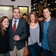 15 Cati and Sam Rines, from left, Adrienne Saxe and Andrew Borches at the Artesa wine tasting at Cru March 2014