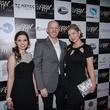 AFW Award show Mallory Baysek, James Leasure and Courtney Clark