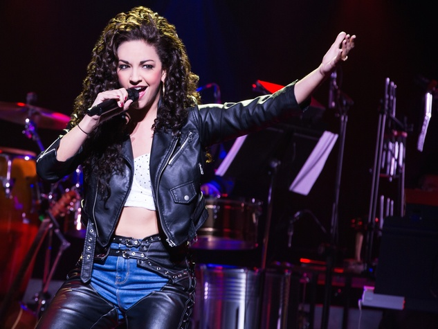 Ana Villafane as Gloria Estefan in On Your Feet