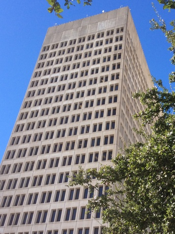 3 The 600 Jefferson building, which has United Airlines as a major tenant, was completed in 1972.
