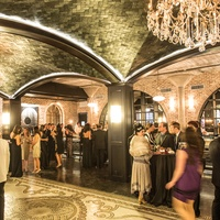 STAGES gala at The Astorian April 2015 people arriving