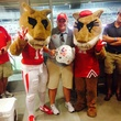 News, Shelby, UH stadium suite parties, Shasta, Patrick Chastang, Sasha, Sept. 2014