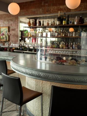 Marcy, happy hour deals, December 2012, L'Olivier bar