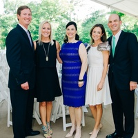 Small Steps Wine Classic, May 2015, Doug and Katherine George, Ana Schick, Leslie and Michael Fertitta