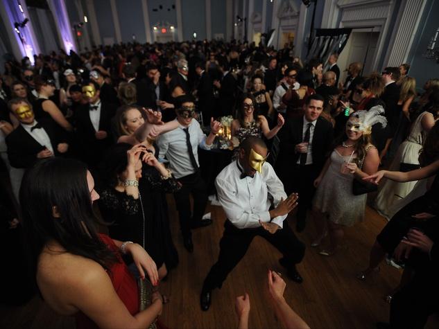 Citizen Generation Masquerade in Austin 5740