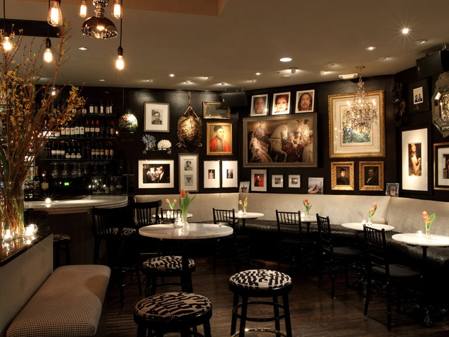 Cozy up to the best hotel bars in dallas culturemap dallas - Moderne loungebar ...