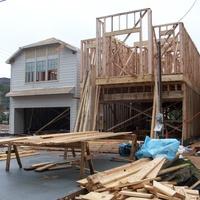 inner loop home construction shots Nov 2013
