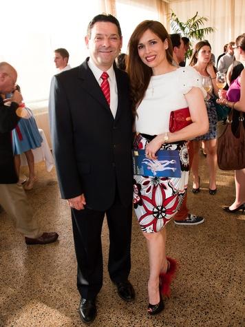 News_Ballet Barre Party_Carlos Barbieri_Karina Barbieri