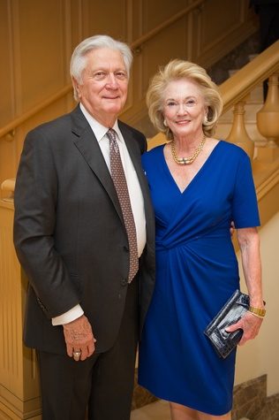 Greg and Patsy Fourticq at the Bud Frazier event May 2014