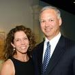 Diane and D. Harold Byrd, III, Board Member-Museum of Biblical Art, Barbara Hines Opening