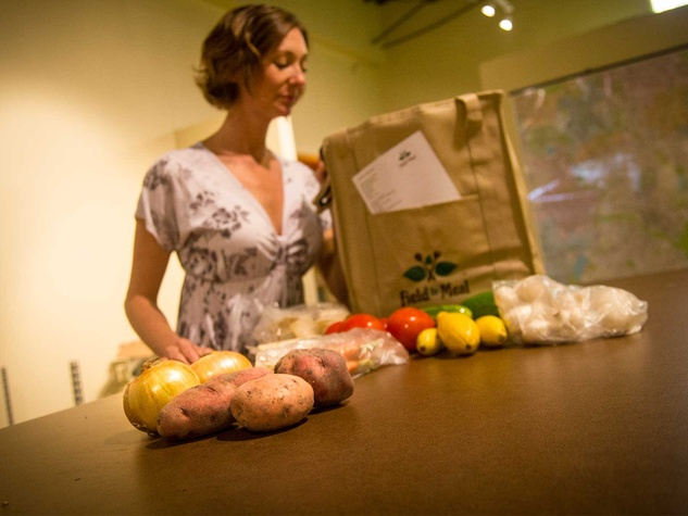 Photo of Amy Arrambide of Field to Meal