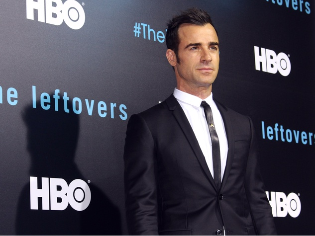 The Leftovers HBO Season 2 red carpet premiere Justin Theroux October 2015