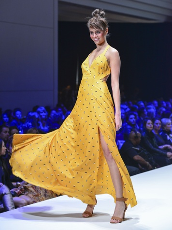 21 Chloe Dao Fashion Houston November 2013 Day 3