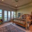 Rex Tillerson home at Horseshoe Bay, master bedroom