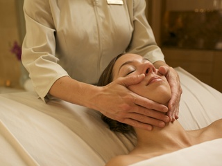 Ritz Carlton Dallas, spa, massage, facial