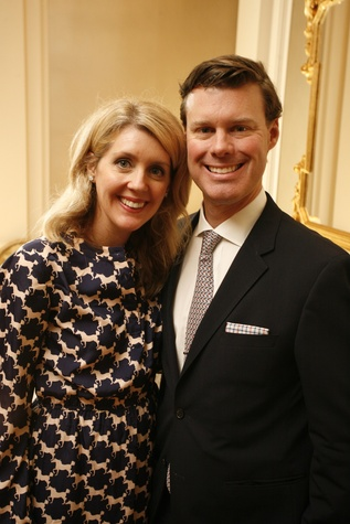 6 Holly and Jay Beasley at the Texas Children's Hospital Celebration of Champions luncheon October 2014