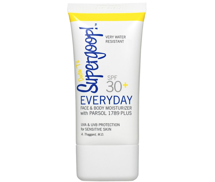 Supergoop Everyday spf 30, birchbox