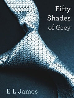 Fifty Shades of Grey, book cover