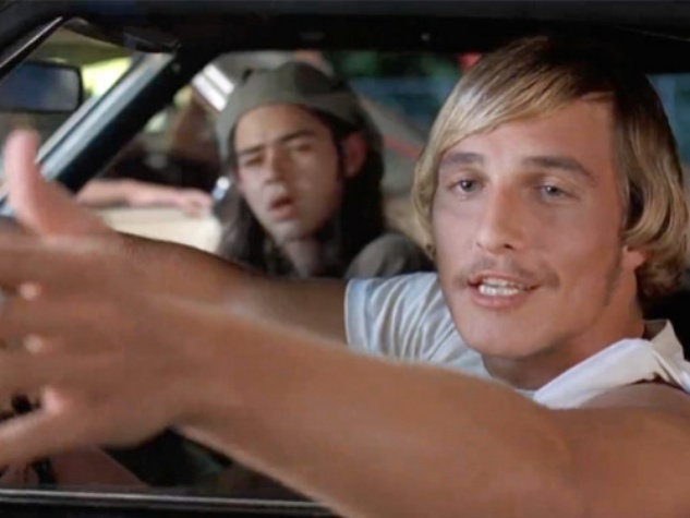 Dazed and Confused - Matthew McConaughey