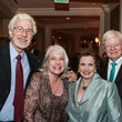 Jim and Pam Wells, from left, and Carmela and Kelly Frels at the Center for Houston's Future dinner November 2014