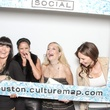 10 CultureMap Social at Saint Genevieve Smilebooth October 2013