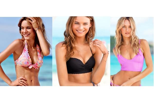 summerfest fashion, bikini tops