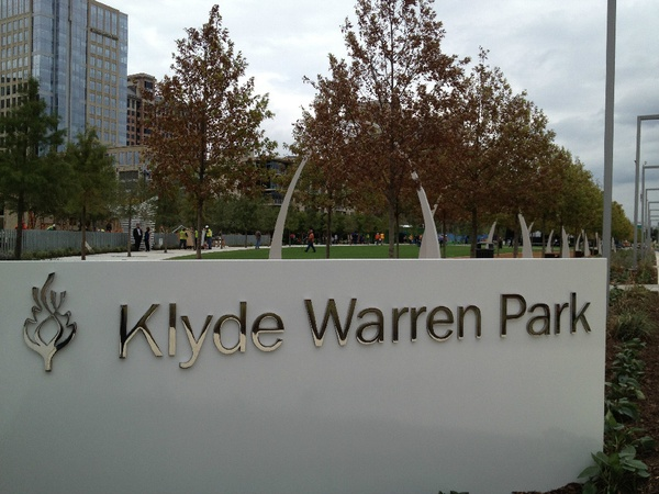 Klyde Warren Park