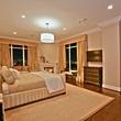 Master bedroom at 2525 N. Pearl #1102B