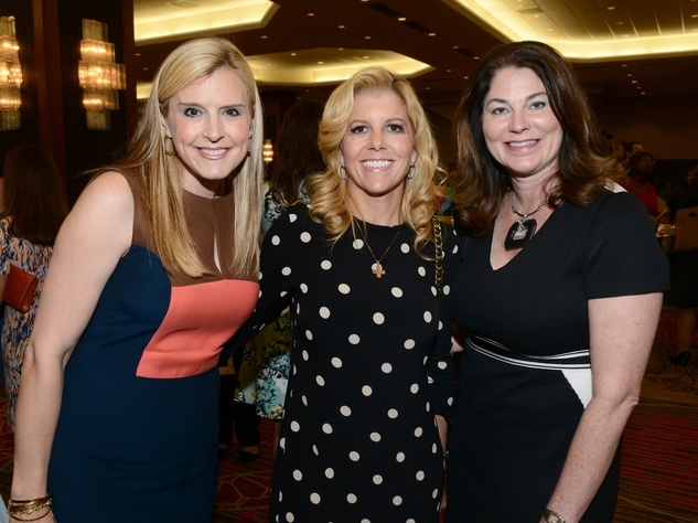 Tracey Kozmetsky, Elise McVeigh, Michelle Brown, Appetite For Advocacy