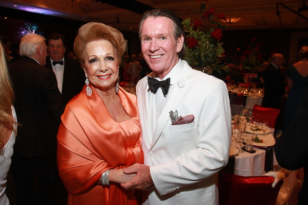 Virtuosi Gala, May 2015, Philamena Baird, Peter Remington
