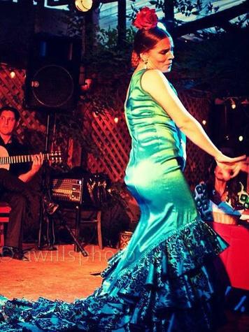Flamenco at El Farol in Santa Fe
