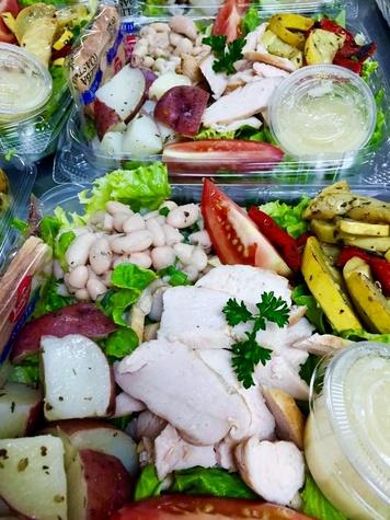 Chicken Riviera Salad