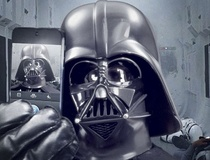 Claire St. Amant: Star Wars joins Instagram and th