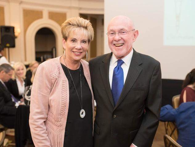 Houston, TCH Celebration of Champions, February 2018,  Dr. ZoAnn Dreyer, Dr. David Poplack