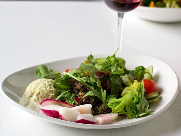 LYFE Kitchen quinoa salad
