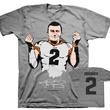 Johnny Manziel money T-shirt.
