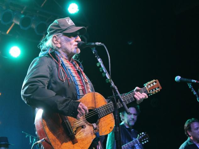 2014 Heartbreaker Banquet Willie Nelson