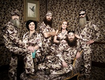 Elizabeth Rhodes: Duck Dynasty stars descending on Houston: The whole wacky family is coming