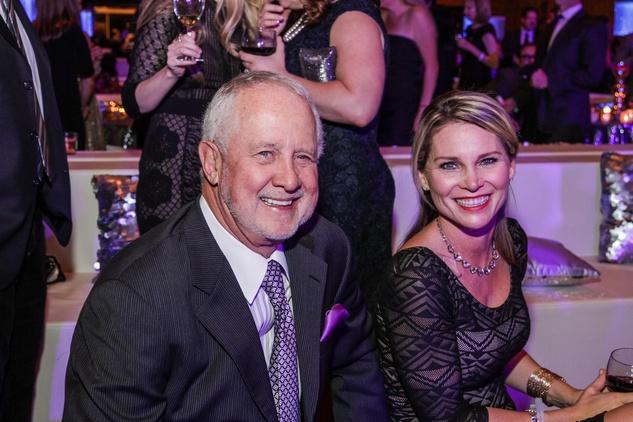 14 8315 Dr. Richard Andrassy and Jennifer Andrassy at the UT Health Gala November 2014