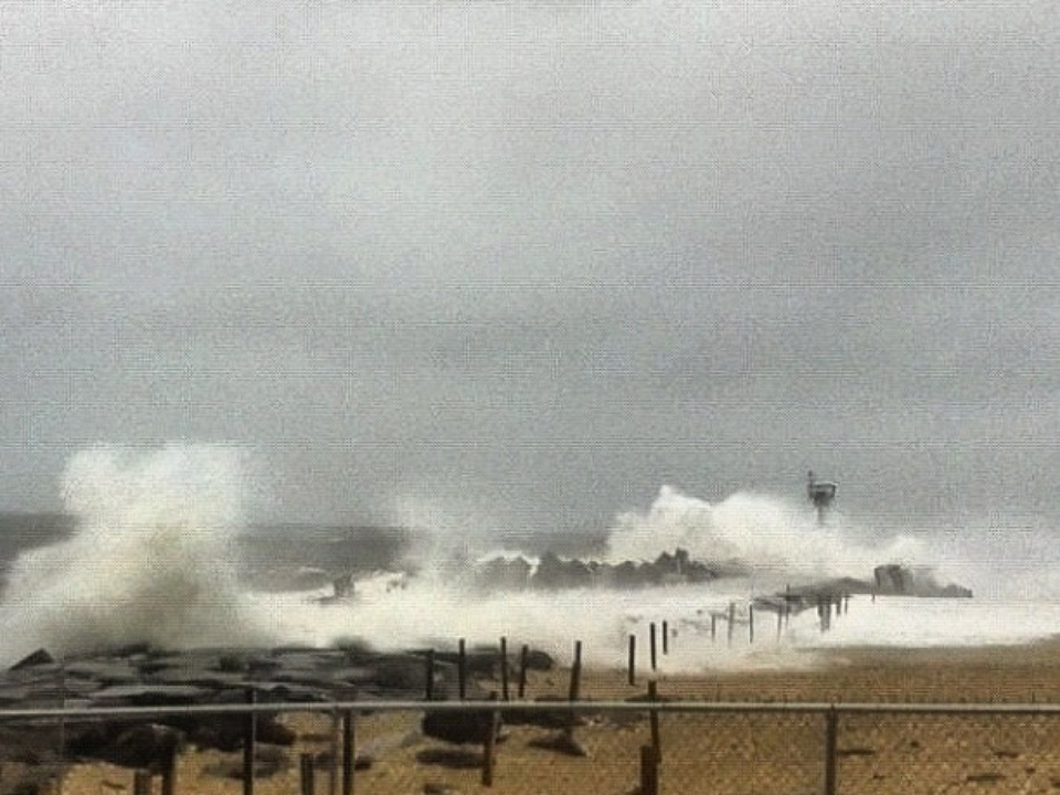 Hurricane Sandy, Point Pleasant, October 2012