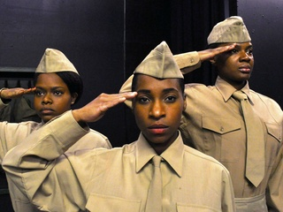 African-American Repertory Theater presents Court-Martial at Fort Devens
