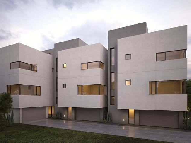 Modern Home Tour 9/2016 1605 Welch Street (Allegro Modern)