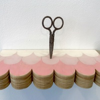 "Ro2 Art presents Barbara Horlander: ""Pink on the Inside"""