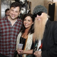 Jimmy Kimmel, Rachael Ray and Billy Gibbons at SXSW 2011