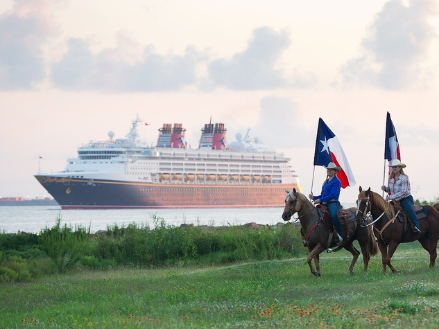 Here One Day Gone The Next Disney Cruise Line Will Pull Out Of - Cruise ships out of houston texas