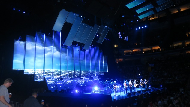 Eagles in concert in Philadelphia July 2013