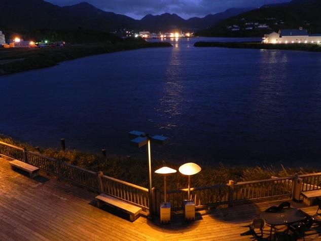 News_UnAlaska_Dutch Harbor at Night