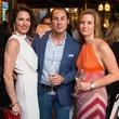 B&B Butchers Opening Jessica Rossman, Dr. Cenk Ozdogan, Catherine Ozdogan