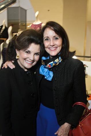News, Shelby, Salvation Army Tea, Feb. 2015, Linda McReynolds, Jenny Elkins